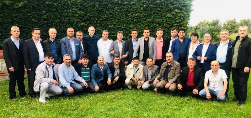 93 MEZUNLARI İSTANBUL'DA BULUŞTU