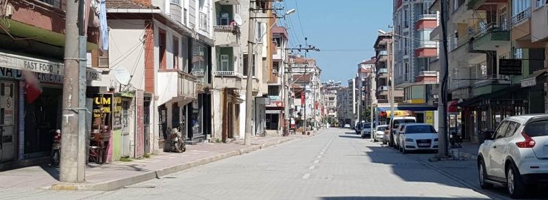 ALAÇAM'DA SESSİZLİK HAKİM
