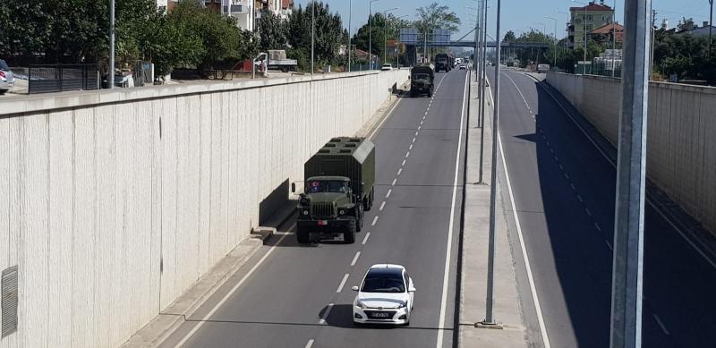 S400'LER SİNOP'A GEÇTİ