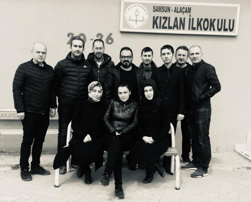 """TÜRK EĞİTİM SEN """"ÖĞRETMENE ŞİDDETE DUR"""" DİYOR"""