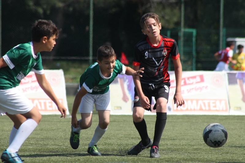U12 FUTBOL TURNUVASI BAŞLADI