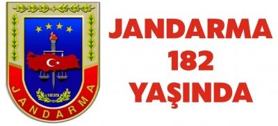 JANDARMA 182 YILDIR VATAN NÖBETİNDE