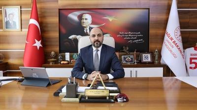 SAMSUN'UN İL MÜDÜRÜ ORUÇ, 2 İLÇELERİMİZİ TEBRİK EDİYORUM