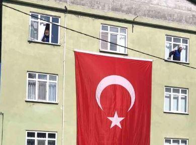 ŞEHİT ATEŞİ SAMSUN'A DÜŞTÜ!
